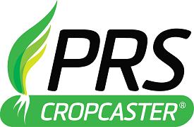 PRS Cropcaster registered logo